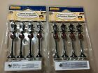 Lemax 64498 Gas Lantern Street Lamp Set of 8 Christmas Village Street Lights