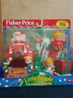 Fisher Price Little People 1998 Christmas Colletible Unopened