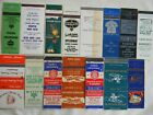 Colorado businesses cities & towns low #s matchcovers matchbooks