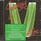 SURVIVOR - VITAL SIGNS - ROCK CANDY REMASTERED EDITION - NEW CD