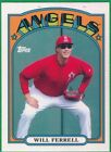 See All the Will Ferrell Cards in 2015 Topps Archives Baseball 15