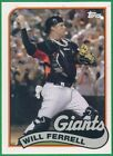 See All the Will Ferrell Cards in 2015 Topps Archives Baseball 18
