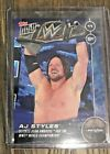 2016 Topps Now WWE Trading Cards 8