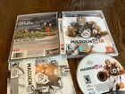 Madden 12 Hall of Fame Edition Swag Includes Autographed Marshall Faulk Card 7