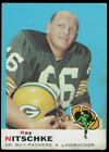 Ray Nitschke Cards, Rookie Card and Autographed Memorabilia Guide 15