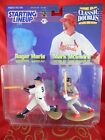 Kenner Starting Lineup CLASSIC DOUBLES Mark McGwire & Roger Maris St Louis & NY