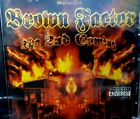 Brown Factor The 2nd Coming CD Super Rare O.O.P 408 Rappers Shark City Norteno