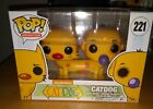 Funko Pop Convention Exclusive 221 CATDOG NICKELODEON Cat Dog NEW *Free Shipping