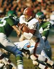 JIM BROWN SIGNED AUTOGRAPHED 8X10 PHOTO CLEVELAND BROWNS