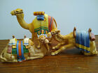 Hummel NATIVITY CAMELS MATCHED SET OF 3 LARGE TMK7 MINT VIBRANT