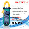 MASTECH MS2108A Digital Auto Range Ammeter Clamp Tester Multi-meter 4000 Counts