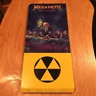 Megadeth - Rust In Peace CD 90s US press w/ longbox metallica slayer anthrax
