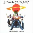 Monster Magnet - Monolithic Baby! (CD, May-2004, Hunter Records)