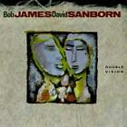 Double Vision by David Sanborn/Bob James CD 1986 Warner Bros. LIKE NEW