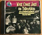 West Coast Jazz on Television private CD Chet Baker,Dave Brubeck,Shorty Rogers