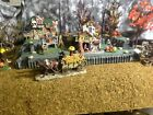 Halloween Village Display Platform For Dept 56 Lemax Spooky-town Collection