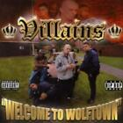 Villains : Welcome to Wolftown CD