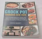 Crock Pot Cookbook 2019 2020 Over 800 Simple  Easy Recipes