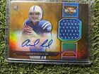 2012 Topps Triple Threads Football Cards 34