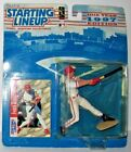1997 10th Year Edition Starting Lineup Ivan Rodriguez Texas Rangers NEW Sealed.