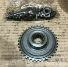 Honda cb500t cb 500 Twin Engine Starter Clutch Gear / Starter Gear / Chain
