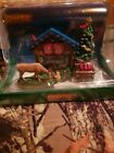 LEMAX Christmas Village Accessories, WOODLAND COUNTDOWN, #93436 New