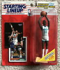 1993 STARTING LINEUP ALONZO MOURNING NBA Action Figure Kenner NOC