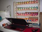 Thread Rack Stand holder 76 Spools sewing quilting and embroidery serger NEW