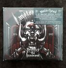 Motorhead - Protect The Innocent 4 Disc CD Set .Collectible.