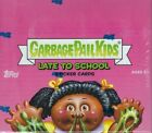 2020 Topps Garbage Pail Kids Late to School Hobby 8-Box Case