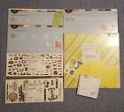 Lot of Creative Memories Additions Stickers and Tags Rugged Zoo Boy Motor