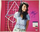 Tiffani Thiessen signed 16x20 Photo #3 Saved By the Bell autograph PSA DNA COA