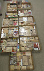 Large Lot of Wooden Rubber Stamps Stampin Up New  Pre Owned 650+
