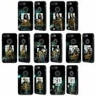 AMC THE WALKING DEAD SEASON 9 QUOTES BLACK GUARDIAN CASE FOR APPLE iPHONE PHONES