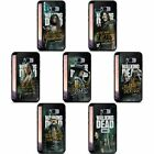 AMC THE WALKING DEAD SEASON 9 QUOTES BLACK HYBRID GLASS CASE FOR SAMSUNG PHONES