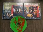 Wrecking Crew –Fun In The Doghouse CD SUPER RARE INDIE HARD ROCK GLAM HAIR METAL