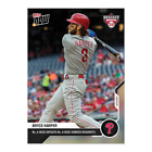 2020 Topps Now Baseball Cards - MLB The Show Players Tournament 8