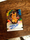 2017-18 Panini Select Shaquille O'Neal Tie Dye Prizm Signatures Auto 25 Lakers