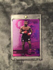 2013 Upper Deck Mike Tyson Precious Metal Gems PURPLE PMG 22 125 BOXING