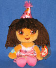 TY DORA - HAPPY BIRTHDAY - NEW BEANIE BABY - MINT with MINT TAG