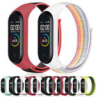 Velcro nylon strap for xiaomi mi band 4 band NFC smart Watch replacement xiaomi