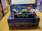 JIMMIE JOHNSON ACTION 2002 48 LOWES POWER OF PRIDE ROOKIE 124 NEW RARE