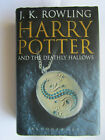 Harry Potter And The Deathly Hallows First Edition 2007 Hardback with DJ
