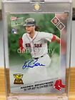 🛑👀 2017 TOPPS NOW ANDREW BENINTENDI AUTO ALL STAR AUTOGRAPH RC 🔥