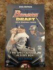 2014 Bowman Draft Baseball ASIA Edition Hobby Box