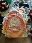Greenlee Non Conductive Rubber Low Pressure Hose Set 3 8 in x 8 foot
