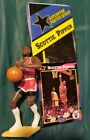 Scottie Pippen starting lineup 1992 poster card Bulls figure
