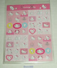 VERY CUTE 2006 Sanrio CHARMMY KITTY Sticker Sheet from JAPAN NEW