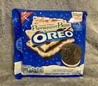 Limited Edition Peppermint Bark Oreo Cookie Christmas Holiday New Flavor