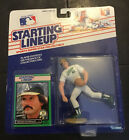1989 Starting Lineup Dennis Eckersley figure Card Oakland Athletics A's SLU MOC
